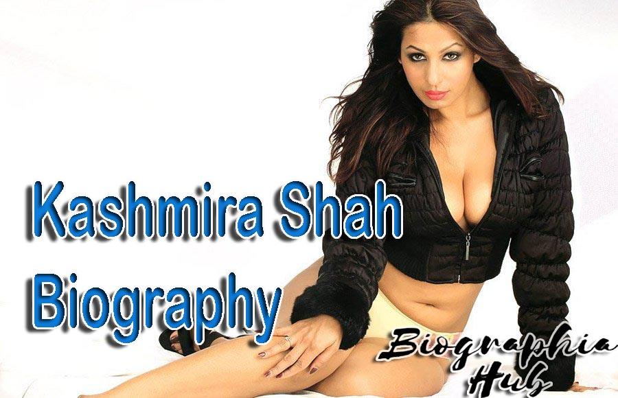kashmira shah biography