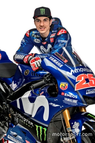 picture of maverick vinales