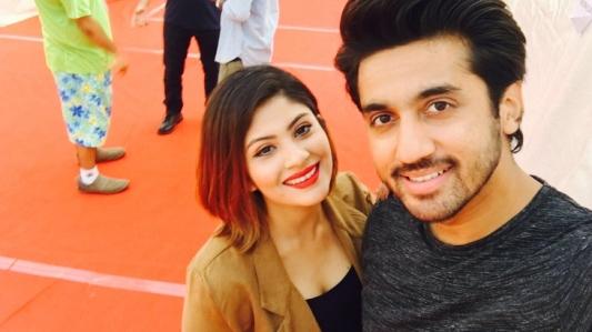 Picture of Mumbiker Nikhil and Shanice Shreshtha