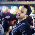Picture of Mankrit Aulakh singing