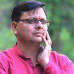 Pushkar Singh Dhami Biography, Wiki, Birthday, Age, Wife, Political Career, Instagram